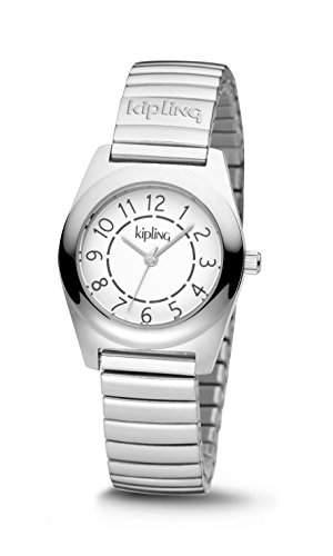 Kipling Kipling childrenArmband Armbanduhr Analog Edelstahl silber K9400359