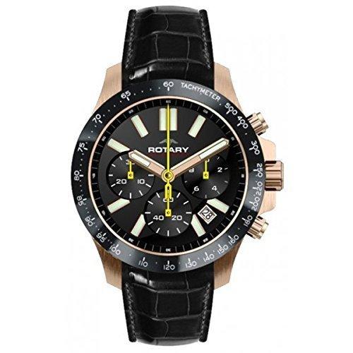 Rotary AGS00075 C 04 Herren Aquaspeed Chronograph Uhr