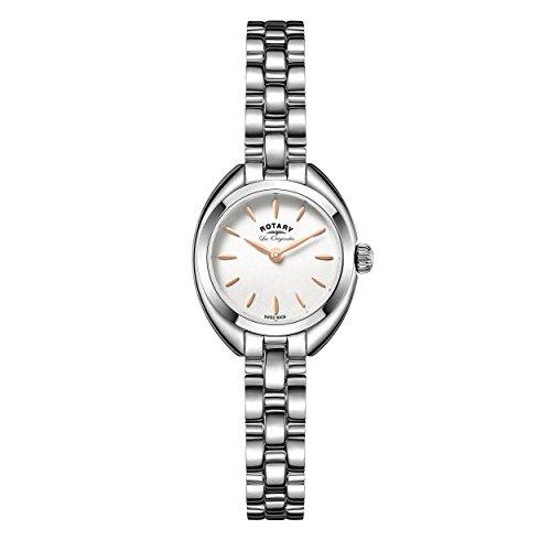Rotary Damen Armbanduhr Lucerne Analog Quarz LB90158 02