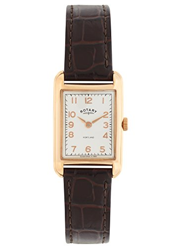 Rotary Watches Portland Analog Quarz Leder LS02699 01