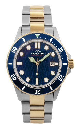 Rotary Herren Uhren Aquaspeed AGB00027 W 05