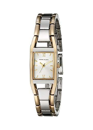Anne Klein Womens Watch 10-6419SVTT