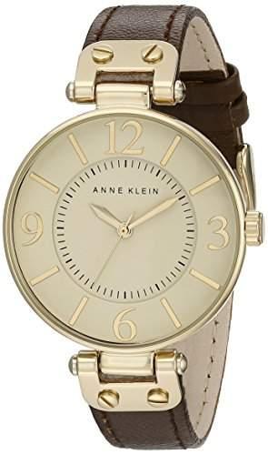 Anne Klein 10-9168IVBN Damen Uhr