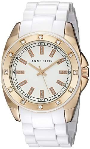 Anne Klein 10-9178RGWT Damen Uhr