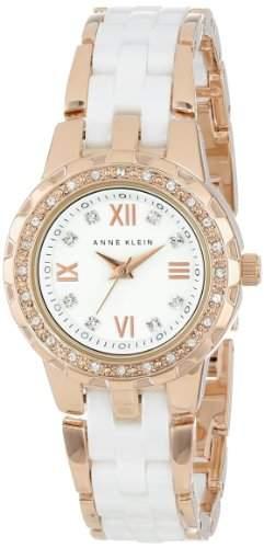 Anne Klein 10-9456WTRG Damen Uhr