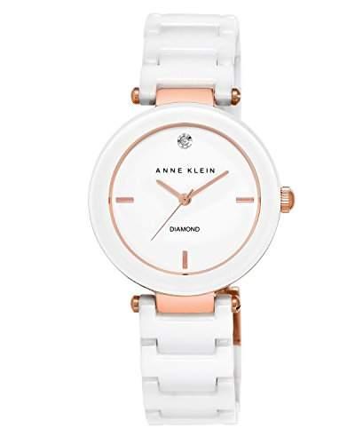 Anne Klein AK-1018RGWT Damen Uhr