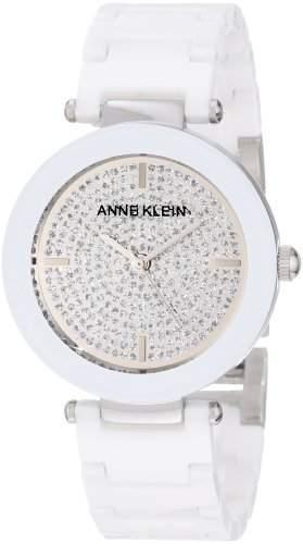 Anne Klein AK-1019PVWT Damen Uhr