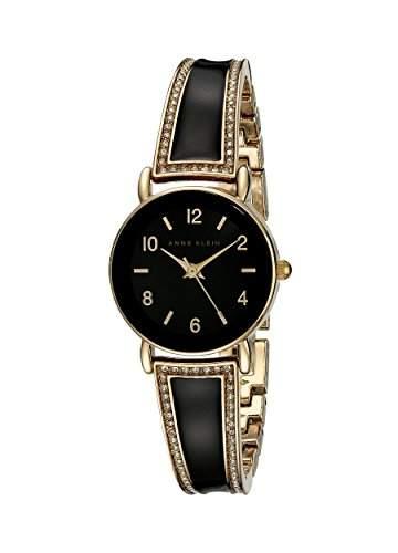 Anne Klein AK-1028BKGB Damen Uhr