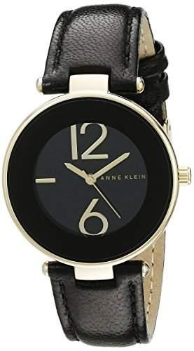 Anne Klein AK-1064BKBK Damen Uhr