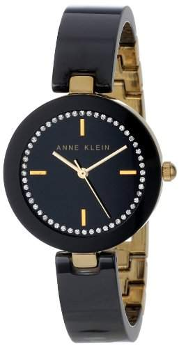 Anne Klein AK-1314BKBK Damen Uhr