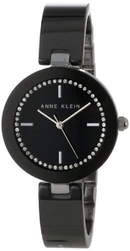 Anne Klein AK-1315BKBK Damen Uhr