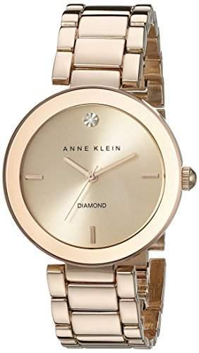 Anne Klein AK-1362RGRG Damen Uhr