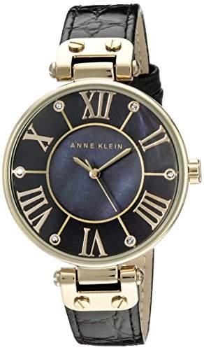 Anne Klein AK-1396BMBK Damen Uhr
