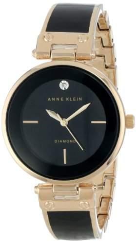 Anne Klein AK-1414BKGB Damen Uhr