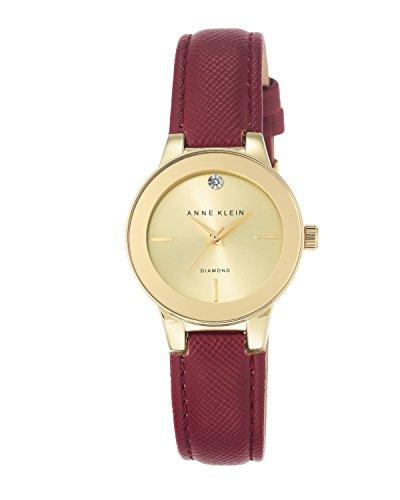Anne Klein Damen Armbanduhr AK N2538CHBY