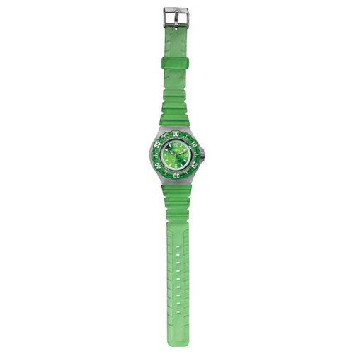 Jelly Green Dial Green Jelly Bezel Strap
