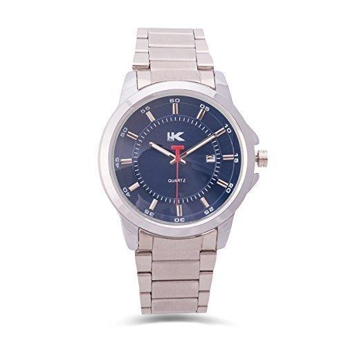 YAKI Armbanduhr Modeuhren Analog Quarz Neu 2192 BLU