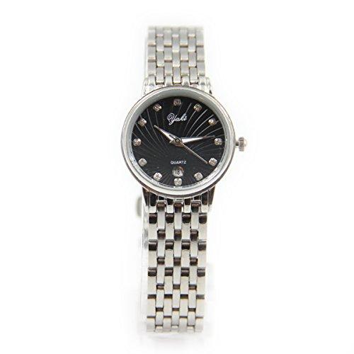 YAKI Trend Analog Quarz Uhren Markenuhren Kalender FG3896 W