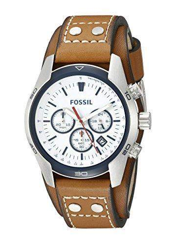 fossil ch2986 coachman chronograph uhr herrenuhr. Black Bedroom Furniture Sets. Home Design Ideas