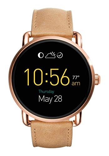 Fossil Q Damen Smartwatch FTW2102