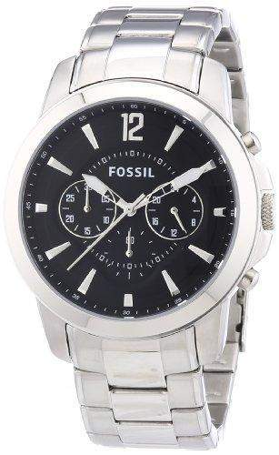 FOSSIL Chronograph Mens Dress FS4532