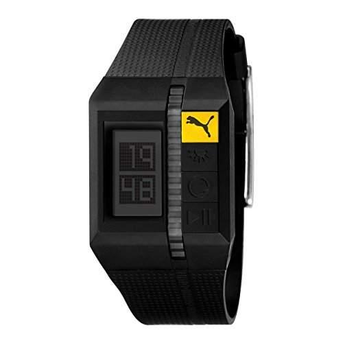 Puma Herren-Armbanduhr Digital Quarz Plastik 289100125PU910511004