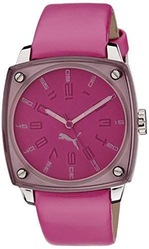 Puma Damen-Armbanduhr Shade Digital Plastik APU102592002