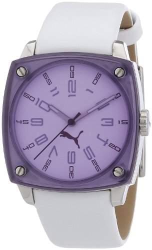 Puma Damen-Armbanduhr Shade Digital Plastik APU102592005