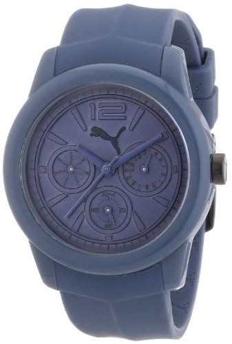 Puma Time Motorsport Damen-Armbanduhr Cloud Analog Plastik APU102802004