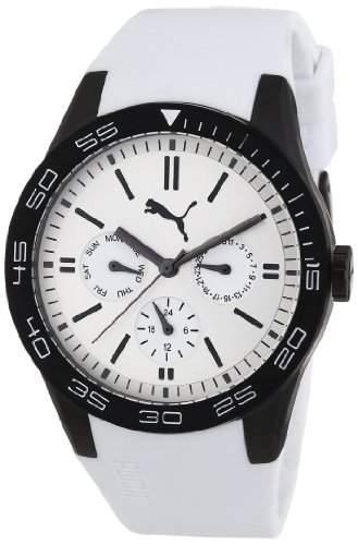 Puma Time Motorsport Damen-Armbanduhr Fast Track Digital Plastik APU102822007