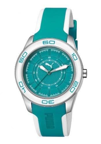 Puma Damen-Armbanduhr Analog Quarz Plastik APU103032004