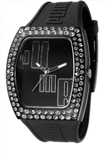 Puma Damen-Armbanduhr Analog Plastik PU910712002