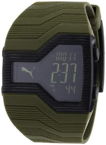 Puma Herren-Armbanduhr Escalate Digital Plastik APU910231006