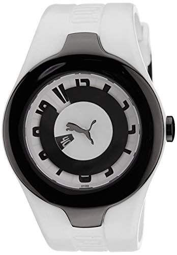 Puma Time Damen-Armbanduhr Dynamic Posh Analog Quarz Plastik PU101121002