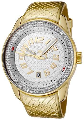 Puma Race Gold Damen Uhr