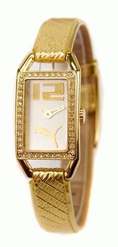 Puma Time Damenarmbanduhr Pure Pliancy Gold PU101672001