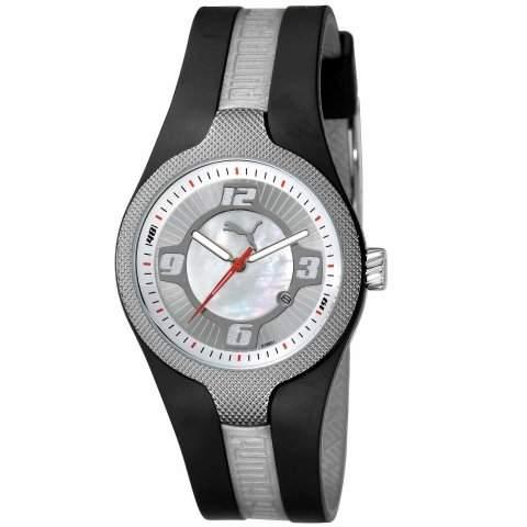 Puma Damen-Armbanduhr Analog Quarz Plastik 289100090PU101892001