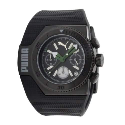 Puma Herren-Armbanduhr Analog Quarz Plastik 289100161PU101931003