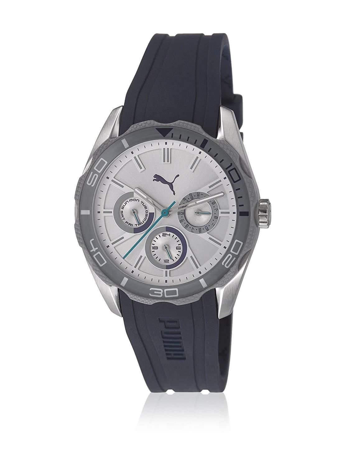 Puma Damen-Armbanduhr Challenger-S Chronograph Quarz Resin PU103192003