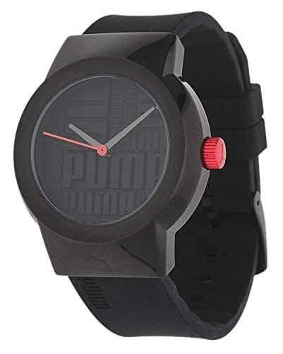 Puma Damen Armbanduhr Updown schwarz PU103842002U