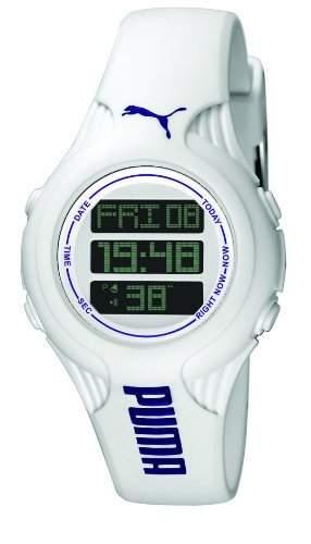 Puma Damen-Armbanduhr Digital Plastik PU910782001