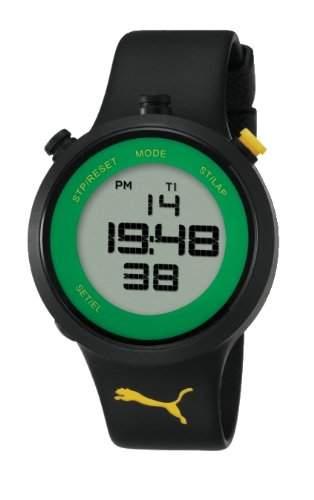 Puma Time Active Unisex-Armbanduhr Jam Digital Plastik APU910901007