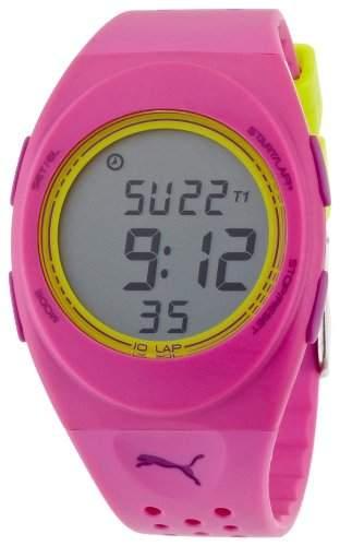 Puma Time Active Unisex-Armbanduhr Faas Digital Plastik APU910942004