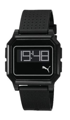 Puma Time Active Herren-Armbanduhr Flat Screen Digital Plastik APU910951001