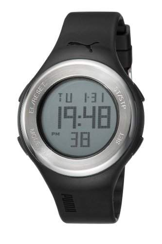Puma Time Damen-Armbanduhr XL Loop Steel Digital Quarz Plastik PU910981001