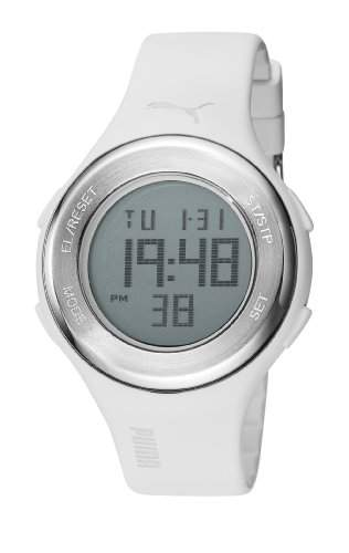 Puma Time Damen-Armbanduhr XL Loop Steel Digital Quarz Plastik PU910981002