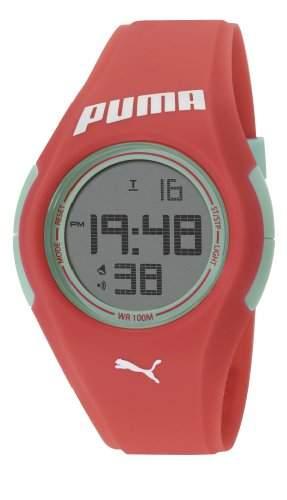 Puma Unisex-Armbanduhr TONIC Digital Quarz Resin PU911191001