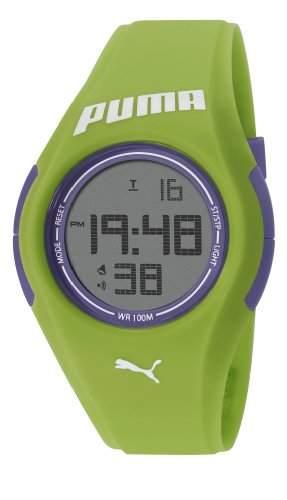 Puma Unisex-Armbanduhr TONIC Digital Quarz Resin PU911191006