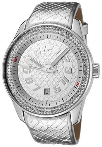 PUMA Time Damenuhr Race Silver PU101632001