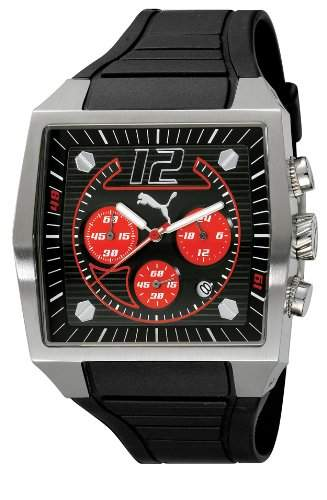 Puma Time Motorsport Herrenuhr ROD GENTS SILVER APU910551002